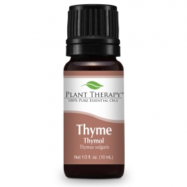 Plant Therapy Thyme Red Essential Oil