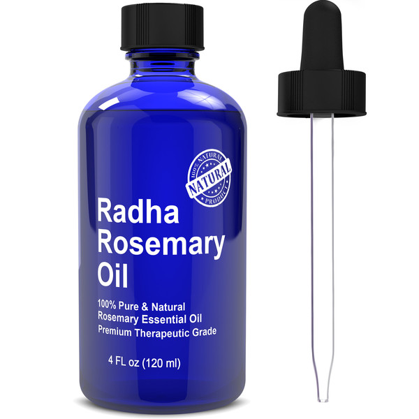 Radha Beauty Pure Radha Rosemary Oil