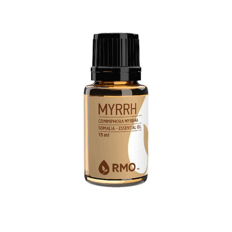 Rocky Mountain Myrrh