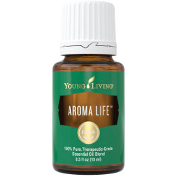 Young Living Aroma Life Essential Oil Blend