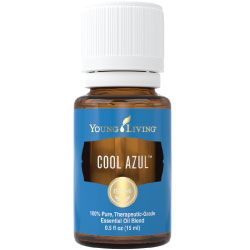 Young Living Cool Azul Essential Oil Blend