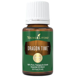 Young Living Dragon Time Essential Oil Blend