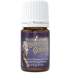 Young Living Egyptian Gold Essential Oil Blend