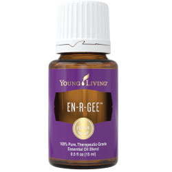 Young Living En-R-Gee Essential Oil Blend