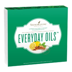 Young Living Everyday Oils Essential Oil Collections