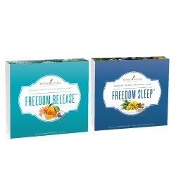 Young Living Freedom Sleep and Release Essential Oil Collections