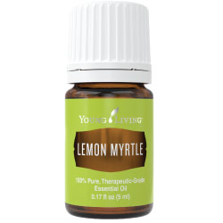 Young Living Lemon Myrtle Essential Oil