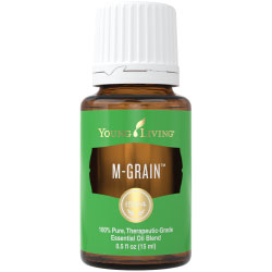 Young Living M-Grain Essential Oil Blend