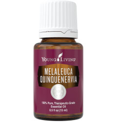 Young Living Melaleuca Quinquenervia Essential Oil