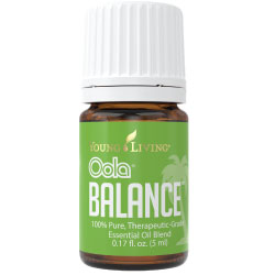 Young Living Oola Balance Essential Oil Blend