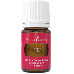 Young Living RC Essential Oil Blend
