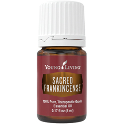 Young Living Sacred Frankincense Essential Oil