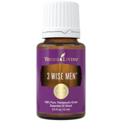 Young Living Three Wise Men Essential Oil Blend
