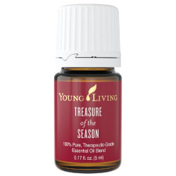 Young Living Treasure Of The Season Essential Oil Blend