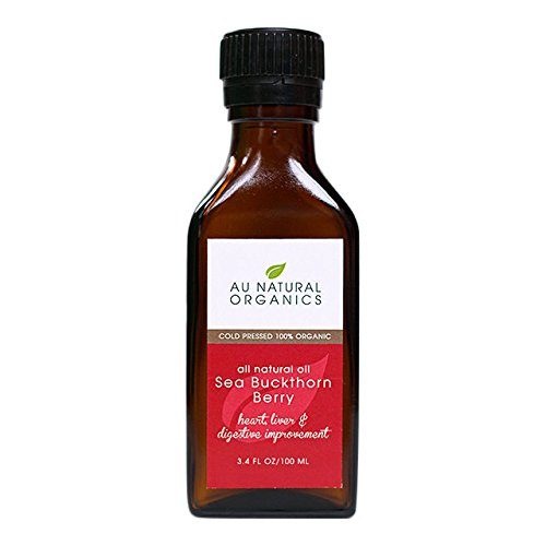 Seabuckthorn Berry Oil