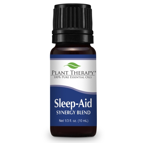 Sleep Aid Synergy Essential Oil Blend