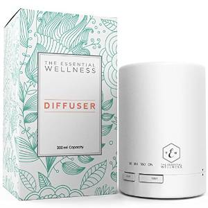 The Essential Wellness Ultrasonic Oil Diffuser
